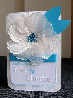 Anni Cards: A wedding card ...