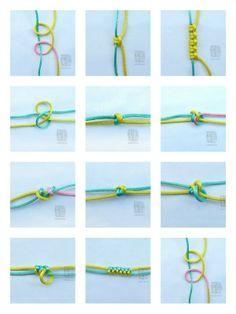 chinese knot Nylon rope