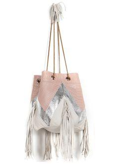 Julie Fringes Bag