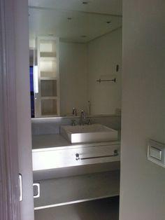 banheiro apartamento lagoa