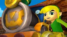 Hyrule Warriors Legends – DLC Pack 3 includes the Phantom Hourglass and…