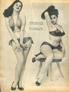 "back when women weren't afraid of their curves, when it wasn't called being ""fat""."