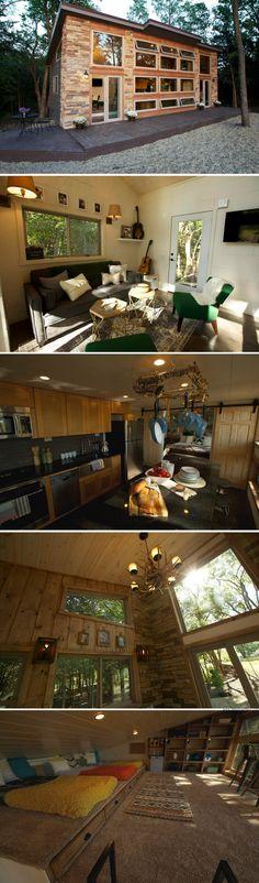 Seven's Company Cabin (545 sq ft)