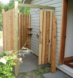 More DIY, simple and attractive! on The Owner-Builder Network  http://theownerbuildernetwork.com.au/wp-content/blogs.dir/1/files/outdoor-showers/Outdoor-Showers-10.jpg