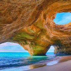 Praia de Benagil (Portugal)