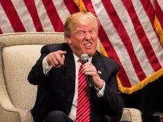 """""""Loser"""". """"Hustler"""". """"Mediocre businessman""""."""