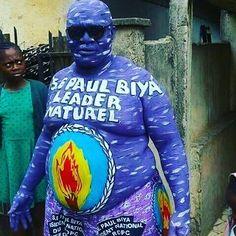 #PostPic - Vous diriez quoi à ce Monsieur ?  #Cameroun #RDPC