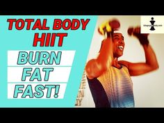 Weight Loss and Toning Workout - Total Body Burn! Lose Weight, Weight Loss, Toning Workouts, Total Body, Fat Fast, Hiit, Fat Burning, Burns, Fitness