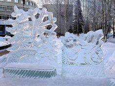 Eleonorik — «Фигуры из льда (616).jpg» на Яндекс.Фотках