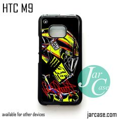 Valentino Rossi 46 YD Phone Case for HTC One M9 case and other HTC Devices