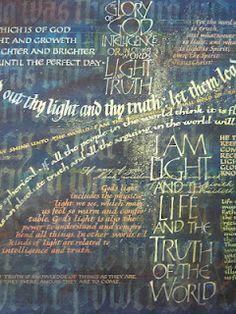 Joan Merrell ~ Calligraphy l.o.v.e!