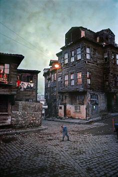 Ara Güler. İstanbul 1976