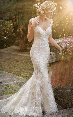 2016 Lace Wedding Dress