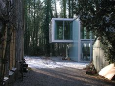 Atelier Wickenburgh - architecture - forest Plants, Atelier, Planets