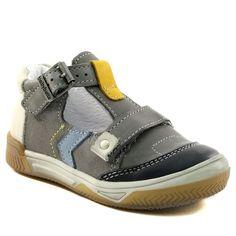 011A BABYBOTTE SCHEMA GRIS www.ouistiti.shoes le spécialiste internet  #chaussures #bébé, #enfant, #fille, #garcon, #junior et #femme collection printemps été 2017