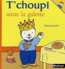 """Résultat de recherche d'images pour """"tchoupi aime la galette coloriage"""""""