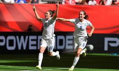 Jodie Taylor of England celebrates. Photograph Mike Hewitt