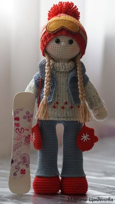 Marina Tsydenova | VK - Crocheting Journal