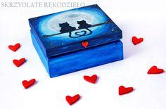 CRAFT STYLE - blog: Skrzydlate Rękodzieło i walentynkowe pudełeczko Style Blog, Decoupage, Coasters, Crafts, Manualidades, Coaster, Handmade Crafts, Craft, Arts And Crafts