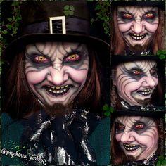 Evil Leprechaun by psychoren.deviantart.com on @DeviantArt