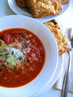 Soups on Pinterest | Green Beans, Lentil Soup and Tomato Soups