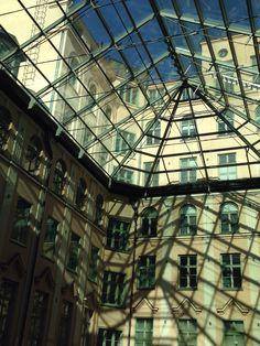 Apolo hall in Helsinki