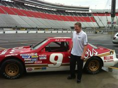 1988 @NASCAR champion and 1988 Valleydale 500 winner, Bill Elliot, came back East TN to discuss his lone short track victory and celebrate his 25th anniversary in Victory Lane at Bristol.
