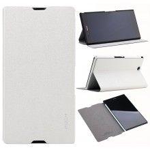 Forro Xperia Z Ultra - Libro Ultra Fina Blanca  $ 43.605,52