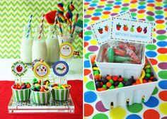 The Very Hungry Caterpillar Guest Dessert Feature | Amy Atlas Events