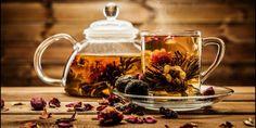 Teh bunga mekar China, khasiat dan keindahan dalam secangkir minuman | merdeka.com