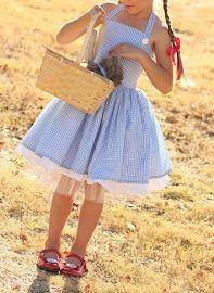 Tutorial: Dorothy dress · Sewing   CraftGossip.com