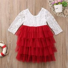 New Year Dresses For Girls Baby Girl Ball Gown Lace Tutu Dresses Hot Kid Tulle Dress For Girls Bridesmaid Party Pageant Vestido Tutu Party, Party Dress, Dance Outfits, Girl Outfits, Tulle Dress, Tutu Dresses, Floral Dresses, New Years Dress, Valentines Outfits