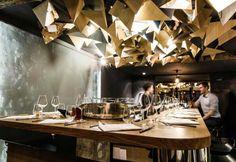 L'indirizzo per gourmet dagli interni di design nel 12° arrondissement della capitale francese.