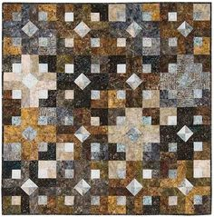 Sticks And Stones Pattern | Keepsake Quilting