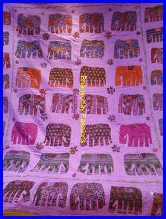 Textile Shop: OFFER ONLY 2DAY'SKantha Quilt ,Cotton White Gudri...