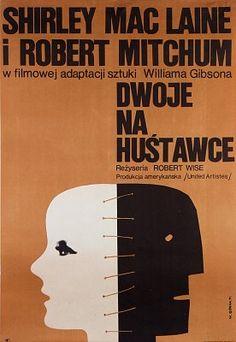 Classic Polish movie poster