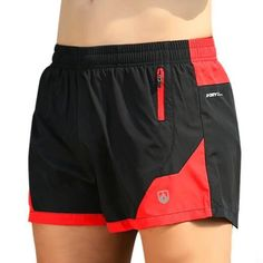 Athletic Breathable Running Shorts 02 - Men's