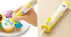 its a frosting pen