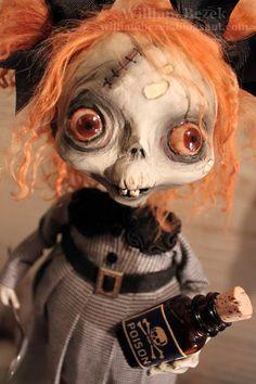 The Littlest Zombie