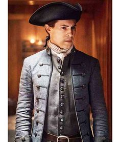 David Berry Outlander Lord John Grey Coat is stimulated by way of Lord John grey, and many human beings like this personality and want to wear this coat