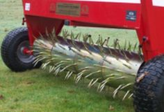Field roller to help with your lawn and paddock maintenance and ensure healthy grass growth. The field or paddock roller can also be used in a garden. Garden Tractor Attachments, Atv Attachments, Horse Paddock, Lawn Turf, Equipment For Sale, Heavy Equipment, Tractor Implements, Organic Gardening, Grass