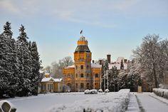 Merlin and Rebecca: Castle Hunting: Sigulda Castles