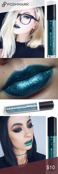 NYX Cosmic Metals Lip Creams