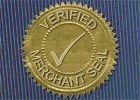 Verified Merchant Seal