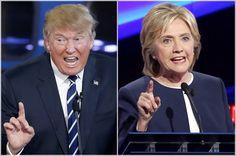 Trump's America vs. Hillary's America: The most shocking contrasts between the Democratic & Republican debates