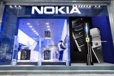 Nokia Sapphire, Carbon Arte, Luna retail marketing by Uxus