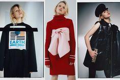London Fashion Week AW'15 Designs by Kelly Cho, Maria Piankov + Yutong Jiang