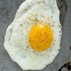 Frying eggs is one of those seemingly straightforward techniques every cook needs to have in their back pocket, but, for many, it's all broken yolks and slimy whites. (Which sounds kind of like...