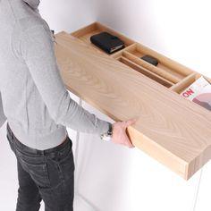 Shifty Desk / Hallway Stand by Daniel Schofield