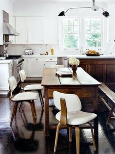 mesa madera robusta